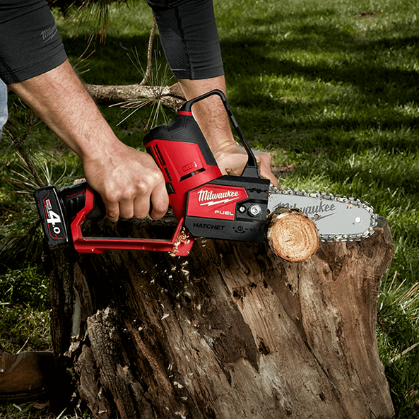 """M12 FUEL™ HATCHET™ 6"""" (152 mm) Pruning Saw (Tool only), , hi-res"""