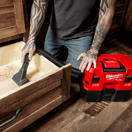 M12 FUEL™ Wet/Dry Vacuum L Class (Tool only)