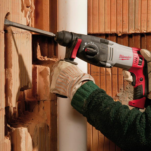 820W 3-Mode SDS Plus Rotary Hammer