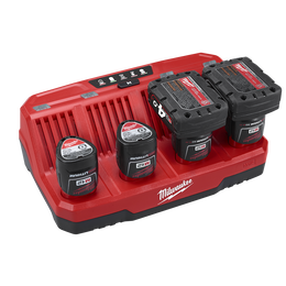 M12™ Four Bay Sequential Charger