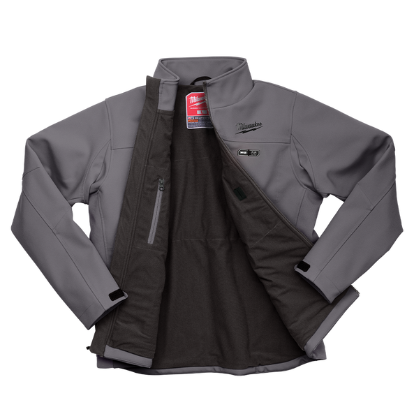 M12™ Heated Jacket Iron Grey, , hi-res