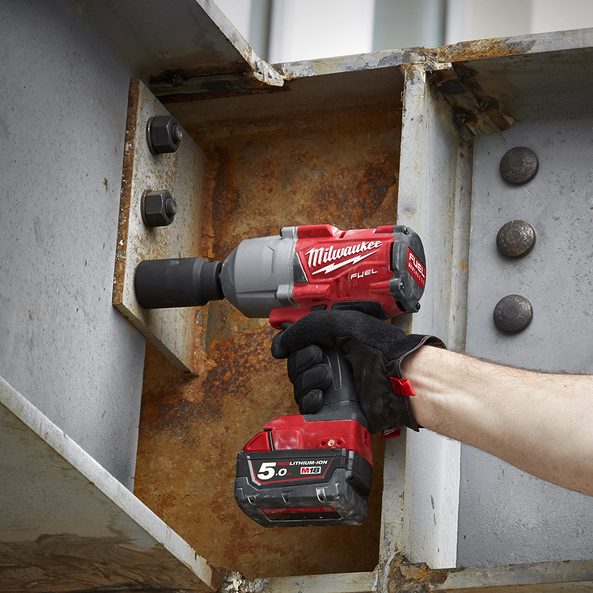 """M18 FUEL™ 1/2"""" High Torque Impact Wrench with Pin Detent (Tool Only)"""