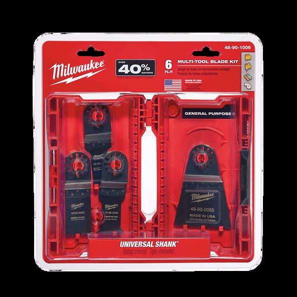 6PC Multi-Tool Blade Kit