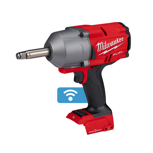 "M18 FUEL™ ONE-KEY™ 1/2"" Extended Anvil High Torque Impact Wrench with Friction Ring, , hi-res"