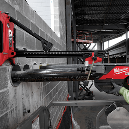 MX FUEL™ Compact Core Drill Stand