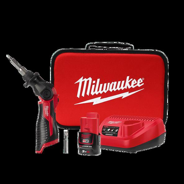 M12™ Soldering Iron Kit, , hi-res