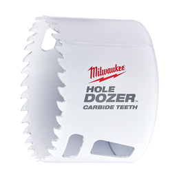70mm HOLE DOZER™ with CARBIDE TEETH