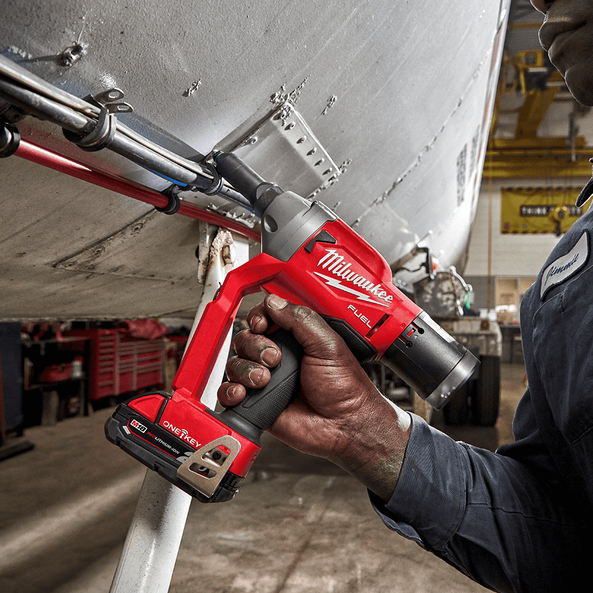 """M18 FUEL™ 1/4"""" Rivet Tool with ONE-KEY™ (Tool Only), , hi-res"""