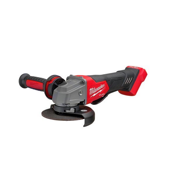 "M18 FUEL™ 125 mm (5"") Angle Grinder with Deadman Paddle Switch (Tool Only), , hi-res"