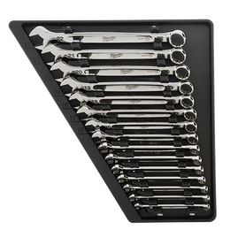 15pc Combination Wrench Set - Metric