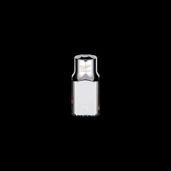 "1/2"" Drive 9mm Metric Standard 6-Point Socket, , hi-res"
