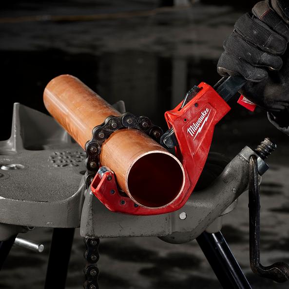 "Quick Adjust Tubing Cutter 63.5mm (2.5"")"