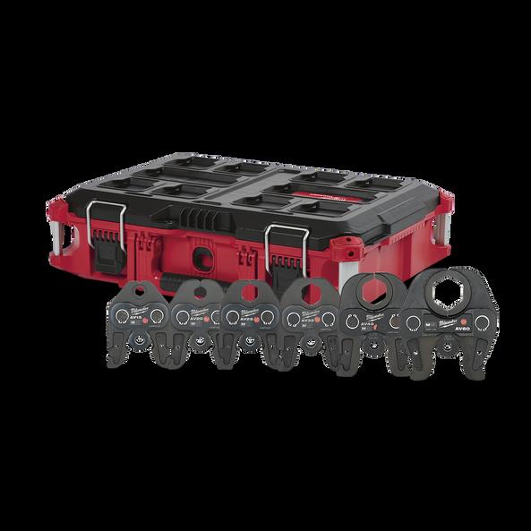 M18™ ONE-KEY™ FORCE LOGIC™ Brushless Press Tool Jaw Kit, , hi-res