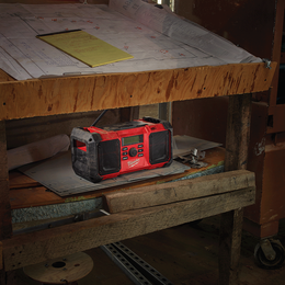 M18™ Digital Jobsite Radio DAB+ (Tool only)