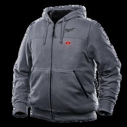 M12™ Heated Hoodie Grey