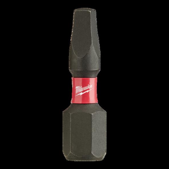SHOCKWAVE™ Impact Duty™ Insert Bit Square Recess #2 25mm 25Pk