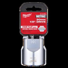 "1/2"" Drive 30mm Metric Standard 6-Point Socket"
