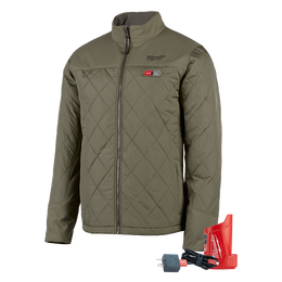 M12 AXIS™ Heated Jacket Olive Green
