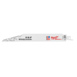 230MM 7/11 TPI The WRECKER™ SAWZALL™ Blade (5 PK)