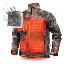M12™ Heated Jacket Camo