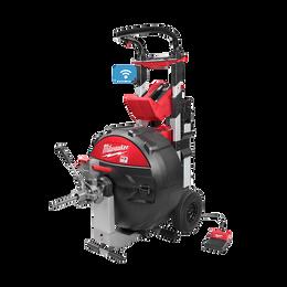 MX FUEL™ Sewer Drum Machine with POWERTREDZ™ Lift Assist