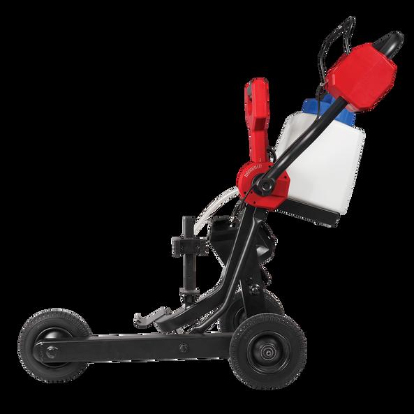 """MX FUEL™ 355mm (14"""") Cut-Off Saw Cart, , hi-res"""