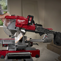 """M18 FUEL™ 254mm (10"""") Dual Bevel Sliding Compound Mitre Saw (Tool only)"""