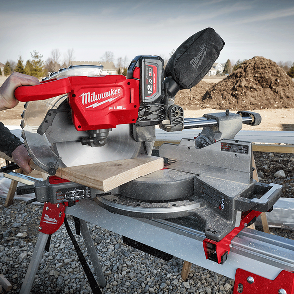 M18 FUEL™ 305mm Dual Bevel Sliding Compound Mitre Saw with ONE-KEY™ (Tool Only)