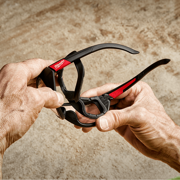 High Performance Clear Safety Glasses, , hi-res
