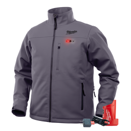 M12™ Heated Jacket Iron Grey