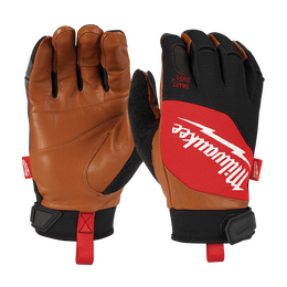 Hybrid Leather Glove