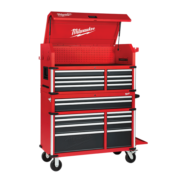"46"" Steel Storage High Capacity Combo"