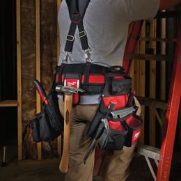 Contractor Work Belt w/ Suspension Rig
