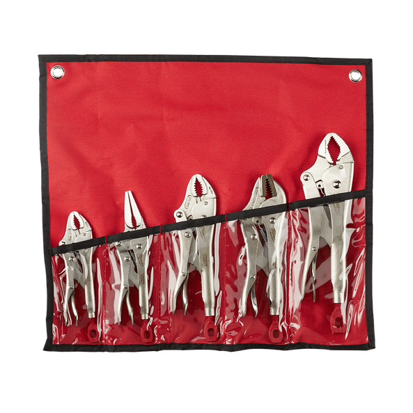 TORQUE LOCK™ 5Pc Pliers Kit