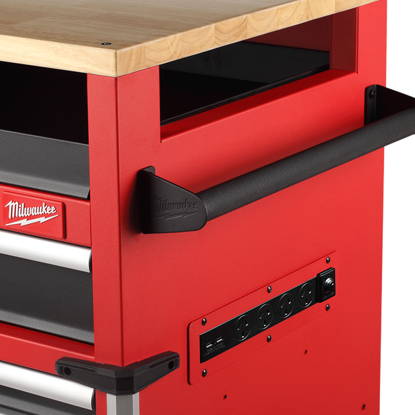 """52"""" High Capacity Mobile Work Bench, , hi-res"""