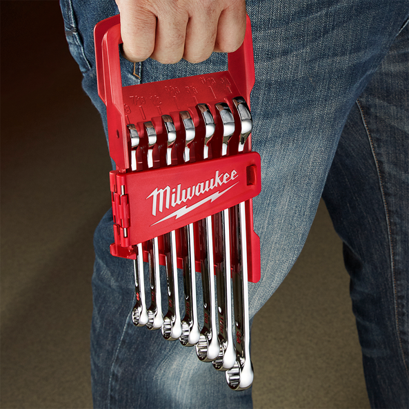 7pc Combination Wrench Set - Imperial