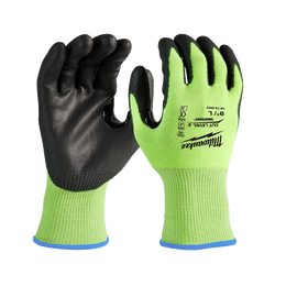 High-Visibility Cut Level 2 Glove