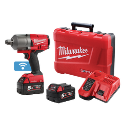 """M18 FUEL™ w/ ONE-KEY™ High Torque 3/4"""" Impact Wrench with Friction Ring"""