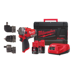M12 FUEL™ Multi-head Drill Kit