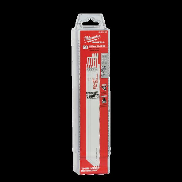 230mm 14 TPI Thin Kerf SAWZALL® Blades (50 Pk)