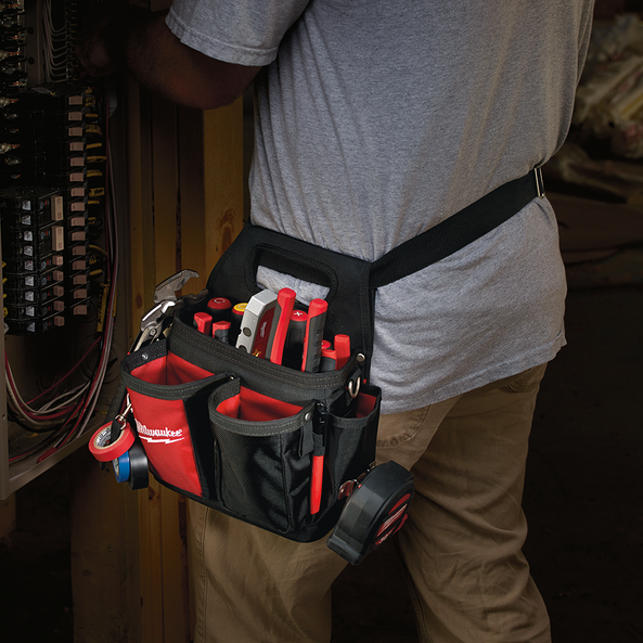 Electricians Work Pouch w/ Quick Adjust Belt