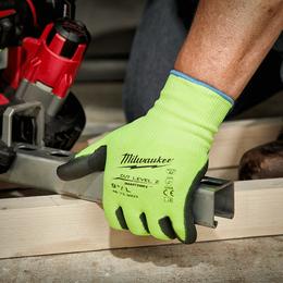 High-Visibility Cut Level 2 Glove