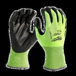 High-Visibility Cut Level 4 Glove