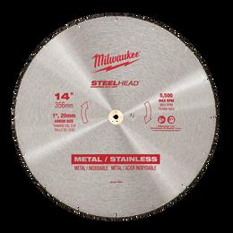 "350mm (14"") SteelHead™ Diamond Cut-Off Blade"