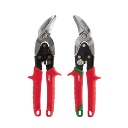 2 Pc Offset Aviation Snip Set