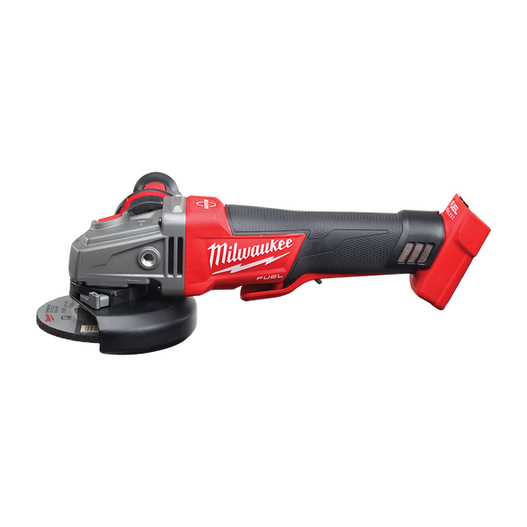 """M18 FUEL® 125mm (5"""") Braking Grinder with Deadman Paddle Switch (Tool only)"""