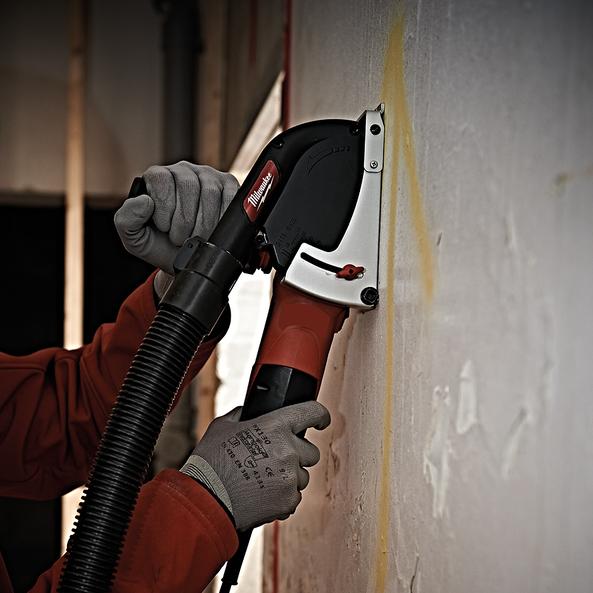 Dust Extraction Cutting Shroud DEC125