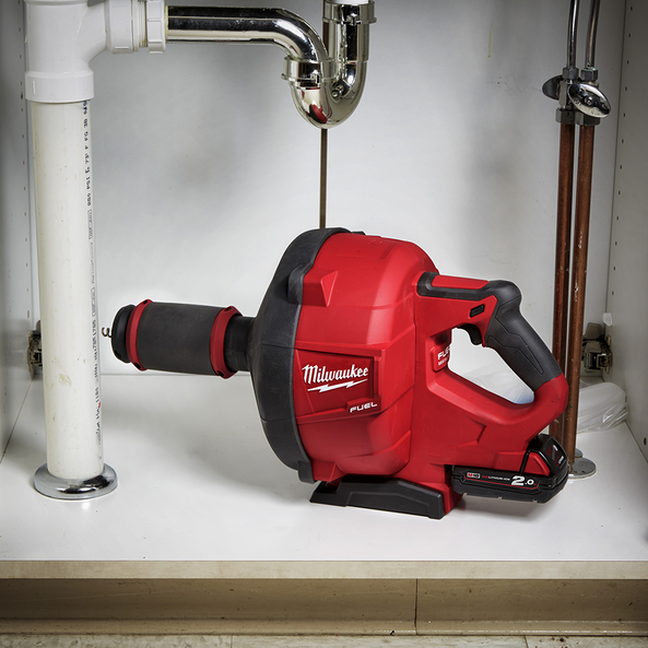 M18 FUEL™ Drain Snake w/ CABLE DRIVE Locking Feed System (Tool Only)
