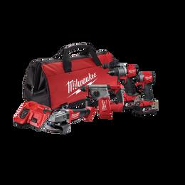 M18 FUEL® 4 Piece Power Pack 4A2