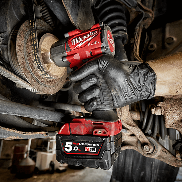 "M18 FUEL™ 1/2"" Mid-Torque Impact Wrench with Friction Ring (Tool Only), , hi-res"